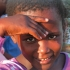 Children orphaned by AIDS in Swaziland