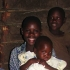 Children orphaned by AIDS in Kenya